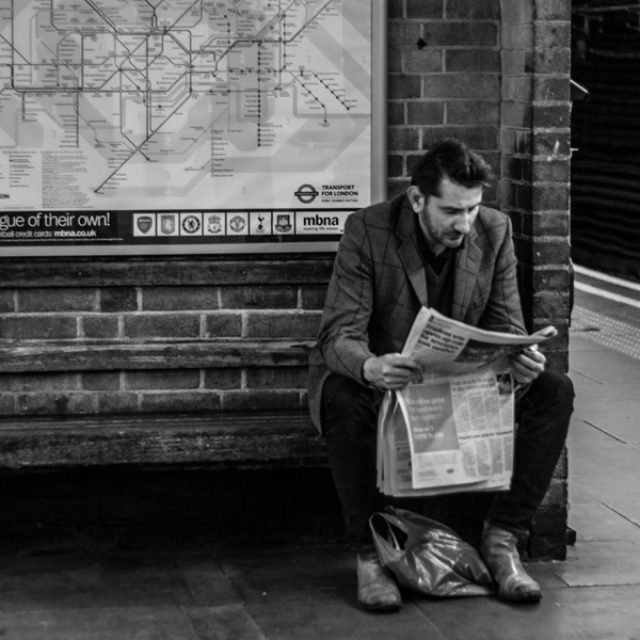 Street Photography – Central London